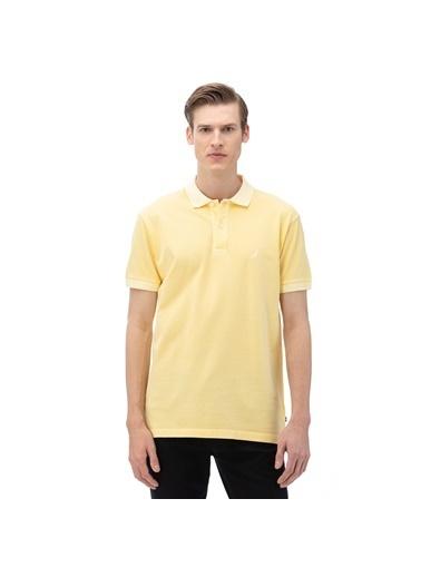 Nautica Tişört Sarı